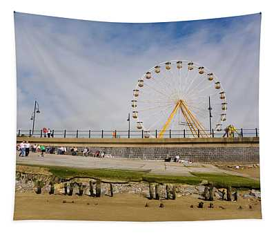 The Big Wheel And Promenade, Tramore Tapestry