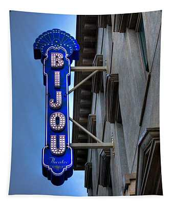 The Bijou Theatre - Knoxville Tennessee Tapestry