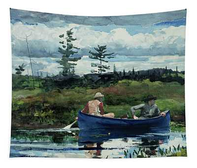 The Blue Boat Tapestry