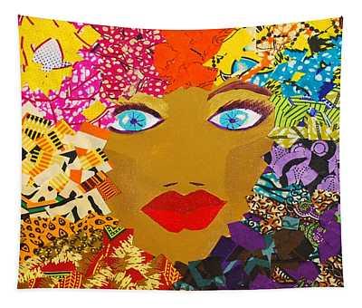 The Bluest Eyes Tapestry
