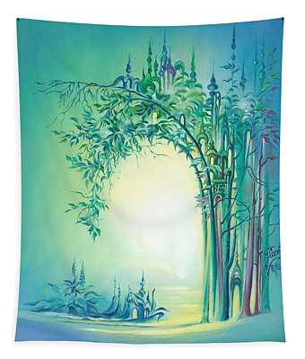 The Boundary Bush Tapestry