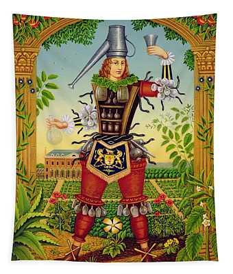 The Chelsea Physic Gardener Tapestry