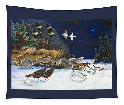 The Christmas Star Tapestry