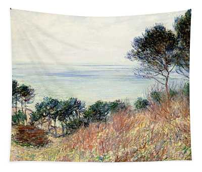 The Coast Of Varengeville Tapestry