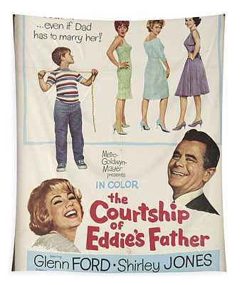The Courtship Of Eddie's Father Tapestry