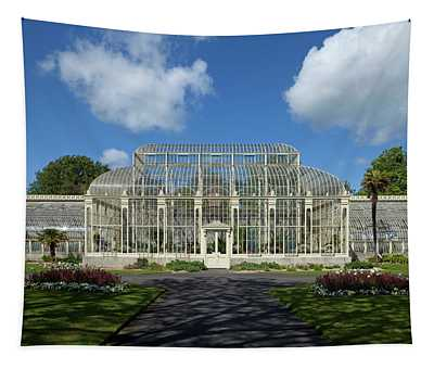 The Curvilinear Glasshouses, National Tapestry