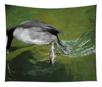The Dive Tapestry