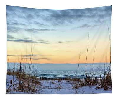 The Dunes Of Pc Beach Tapestry