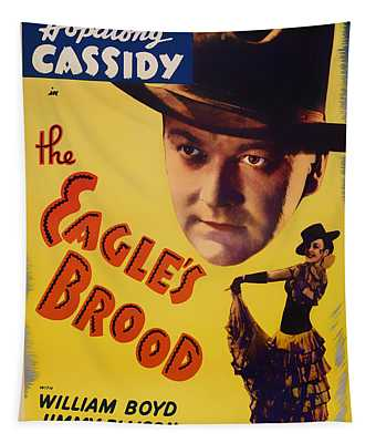 The Eagle's Brood Movie Poster 1935 Tapestry