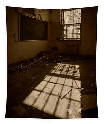 The Echo Of Emptiness Tapestry