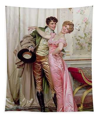 The Embrace Tapestry
