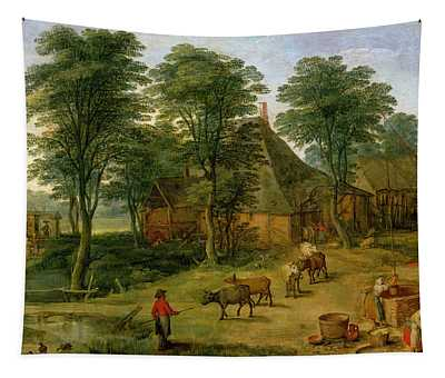 The Farmyard Tapestry