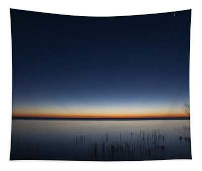 The First Light Of Dawn Tapestry
