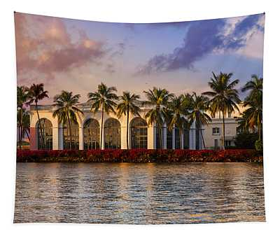 The Flagler Museum Tapestry