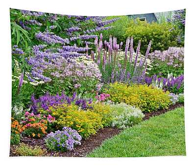The Gardens Of Bethany Beach Tapestry