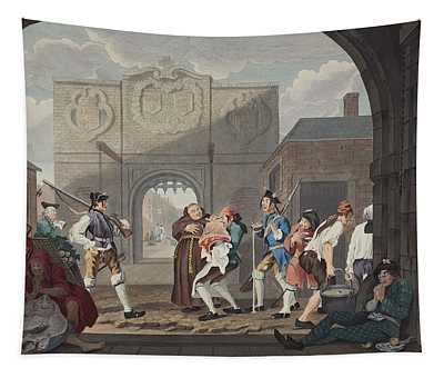 The Gate Of Calais, Or O The Roast Beef Tapestry