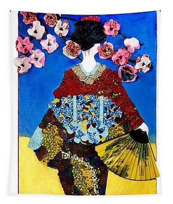 The Geisha Tapestry