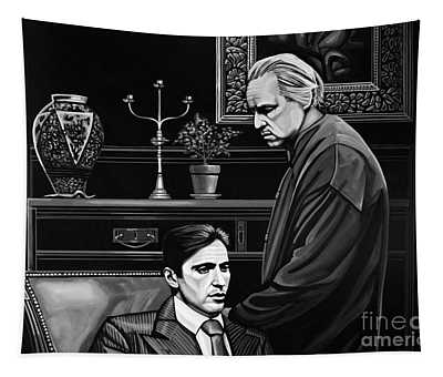The Godfather  Tapestry
