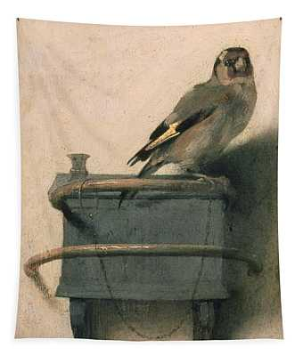 Ornithology Paintings Wall Tapestries