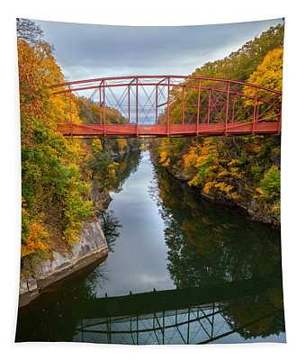 The Gorge Square Tapestry