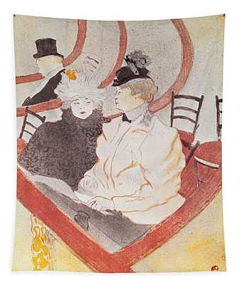 The Grande Loge, 1897 Litho See Also 15811 Tapestry