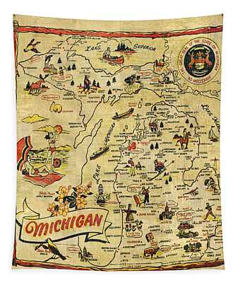The Great Lakes State Tapestry