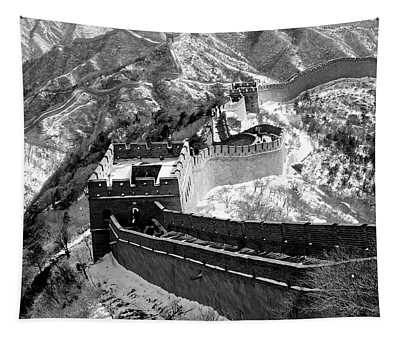 The Great Wall Of China Tapestry