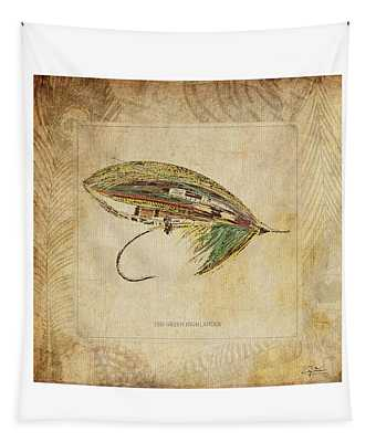 The Green Highlander Tapestry