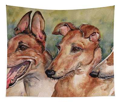 The Greyhounds Tapestry