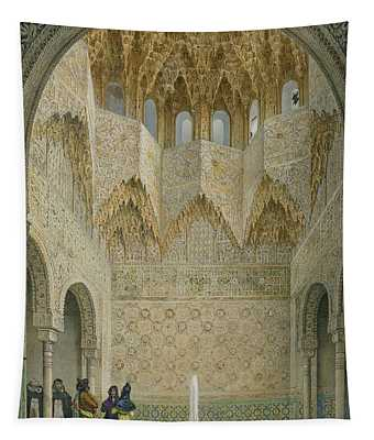 The Hall Of The Abencerrages Tapestry