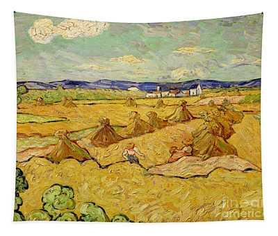 The Haystacks Tapestry