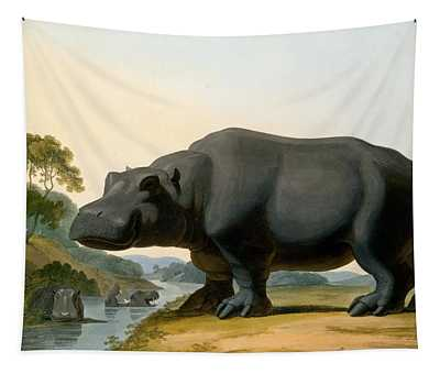The Hippopotamus, 1804 Tapestry
