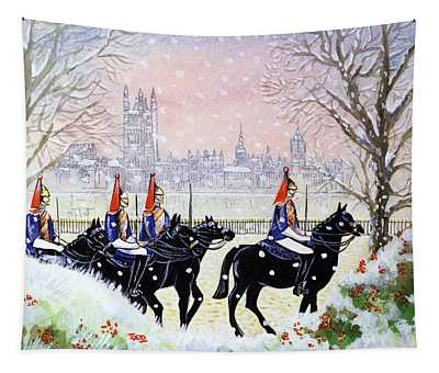 The Household Cavalry Tapestry
