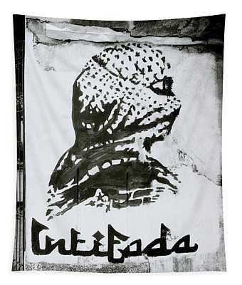 The Intifada  Tapestry