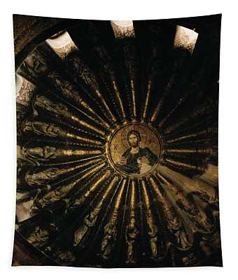Inspiration Of Jesus Tapestry