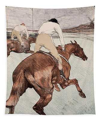 The Jockey Tapestry