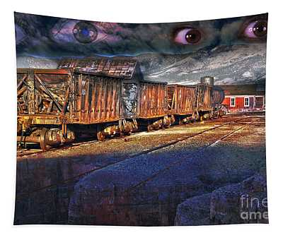 The Last Shipment Tapestry