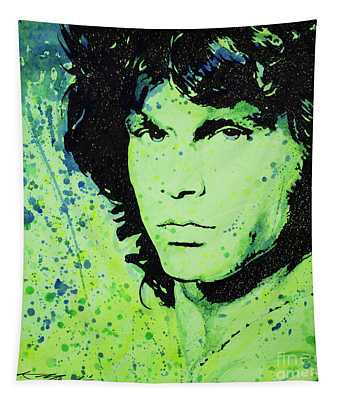 The Lizard King Tapestry