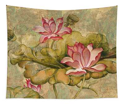 The Lotus Family Tapestry