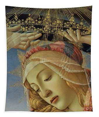 The Madonna Of The Magnificat Tapestry