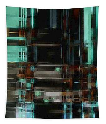 The Matrix 3 Tapestry