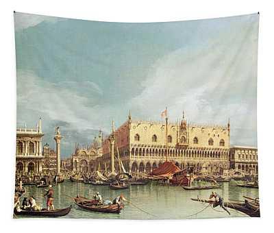 The Molo, Venice Tapestry