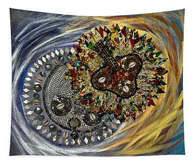 The Moon's Eclipse Tapestry