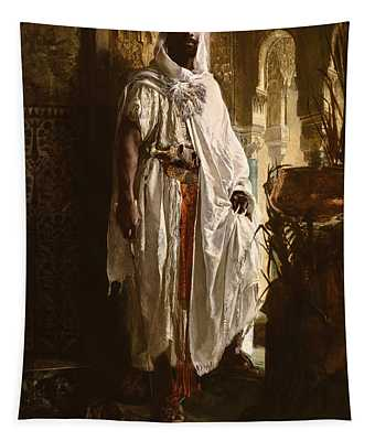 The Moorish Chief Tapestry