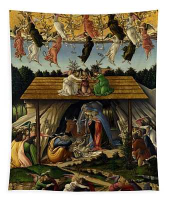 The Mystical Nativity Tapestry