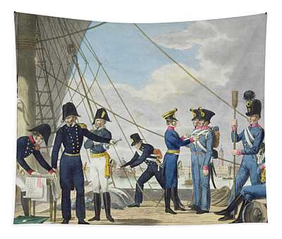 The New Imperial Royal Austrian Navy Tapestry