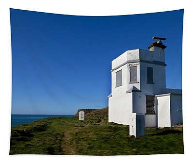 The Old Coastguard Station, Dunmore Tapestry