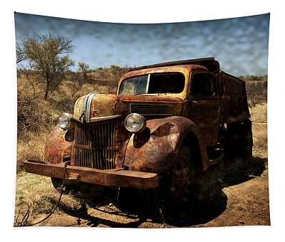The Old Ford Tapestry