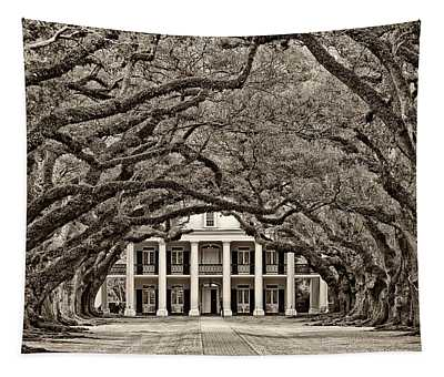 The Old South Sepia Tapestry