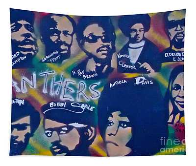 The Panthers Tapestry